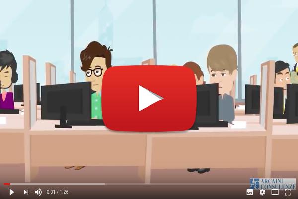 Assicurazione sul Lavoro Dipendente Presentazione Animata - I Nostri Video Animati