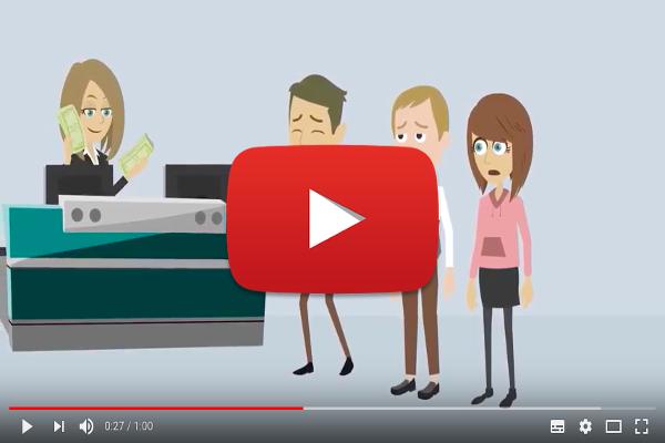 Cartone Animato Telelettura Presentazione Animata - I Nostri Video Animati