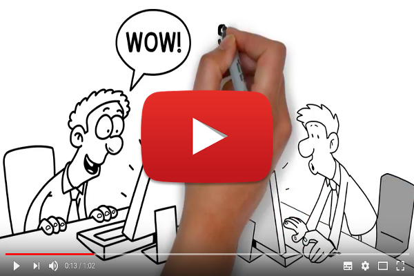 Esempio di Whiteboard Animation in Inglese - I Nostri Video Animati