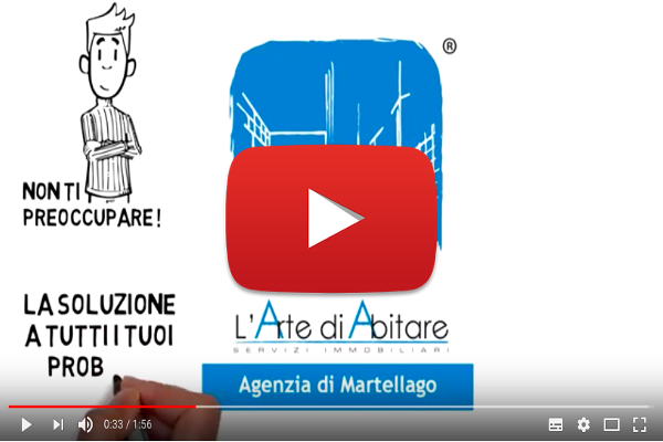 Larte di abitare Video presentazione animata con tecnica Whiteboard Animation IMG - I Nostri Video Animati