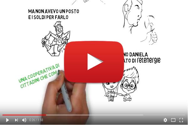 Retenergie Video Presentazione Animata - I Nostri Video Animati