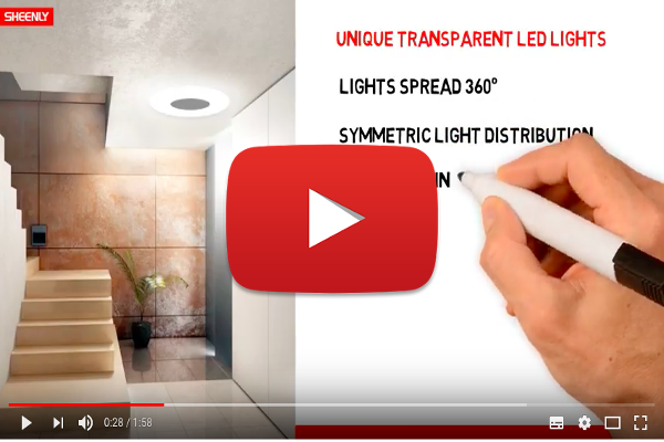 Transparent Led Series Sheenly - I Nostri Video Animati