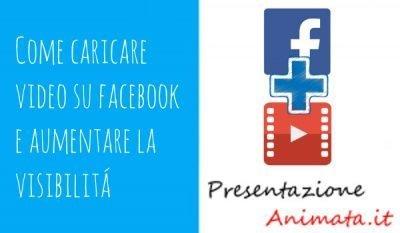 ComeCaricareIVideoSuFacebook