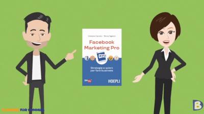Facebook Marketing PRO di Cristiano Carriero e Monia Taglienti Video Recensione Animata Preview