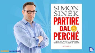 Simon Sinek Partire dal Perchè