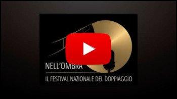 Festival del Doppiaggio - Presentazione animata home