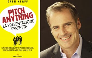 Pitch Anything la presentazione perfetta di Oren Klaff Video Recensione Animata