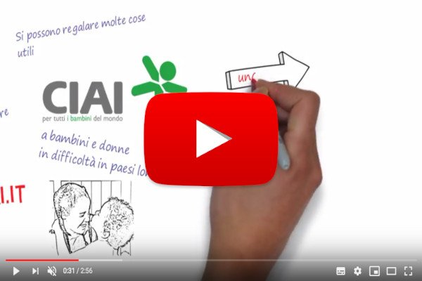 Regali Solidali Whiteboard Animation - Our Video Animation