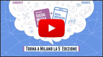 Social Media Days Video Animato - Presentazione animata home