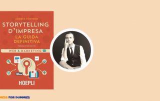 Storytelling d'impresa la guida definitiva di Andrea Fontana IMG Anteprima