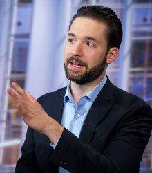 Alexis Ohanian - Traction - Le strategie vincenti per ottenere una crescita esplosiva di clienti di Justin Mares e Gabriel Weinberg