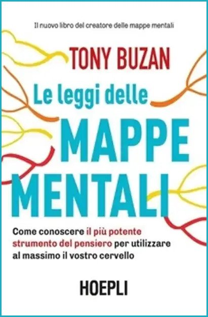 La legge delle Mappe Mentali Ebook Gratis - Mind Map Mastery by Tony Buzan