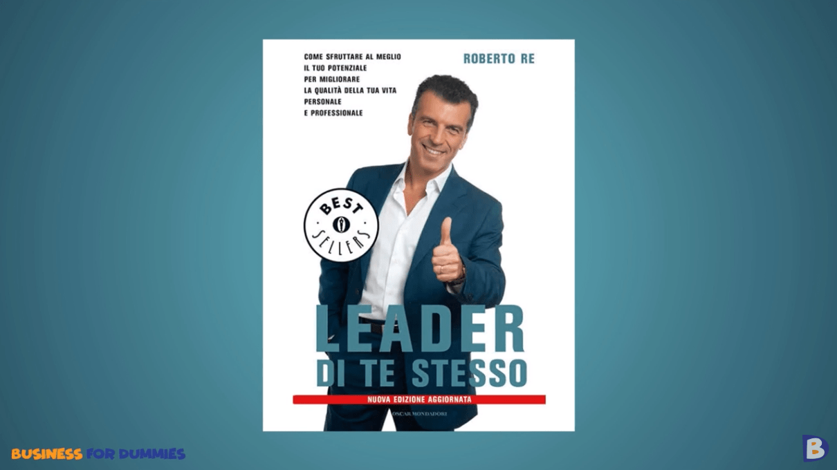 Leader di Te Stesso di Roberto Re Video Recensione Animata - Leader di Te Stesso di Roberto Re