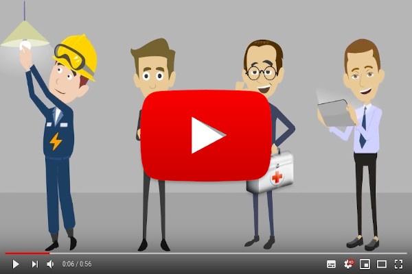 FIDATI DI NOI app per trovare professionisti - I Nostri Video Animati