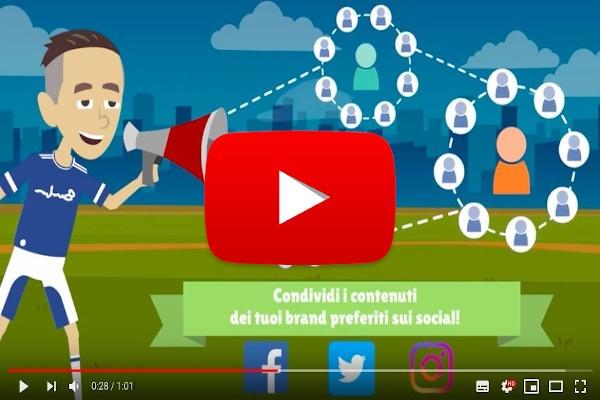 Video Animazione per App per sportivi - I Nostri Video Animati