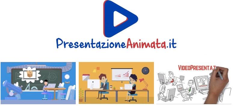 Ordina la tua video presentazione animata