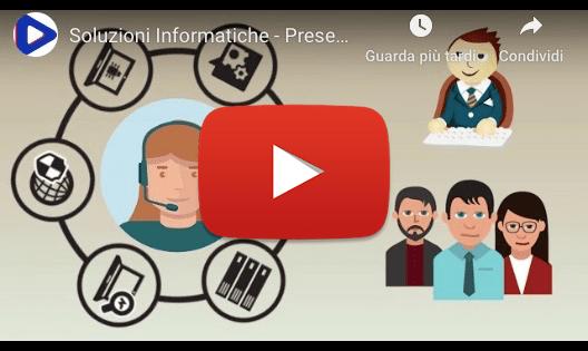 Soluzioni informatiche - Testimonianze