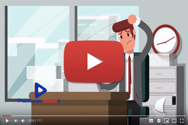 Cartone Animato Business COMPENDIUM  - I Nostri Video Animati