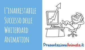 L'inarrestabile Successo delle Whiteboard Animation 1 - L'inarrestabile Successo delle Whiteboard Animation